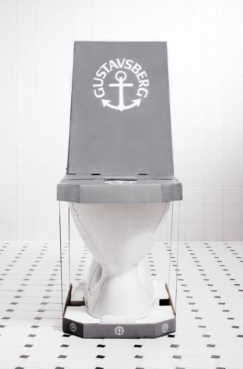 Nautic WC förpackning
