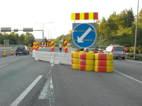 Vuokraa liikenneturvallisuus ja tietyö tuotteita