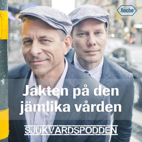 """""""Sjukvårdspodden – jakten på den jämlika vården"""" vinner globalt pris"""