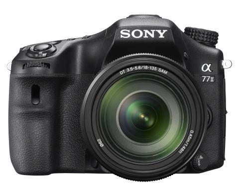Det nye α77 II fra Sony tager skarpere billeder end nogensinde før med det rekordhøje 79-punkts autofokussystem