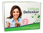 Ulrika Davidsson väljer Alpha Plus produkter för detox!