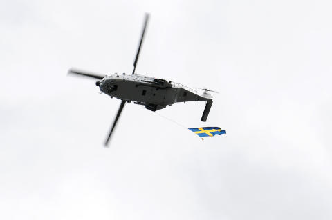 Försvarsmaktens nationaldagsflygningar