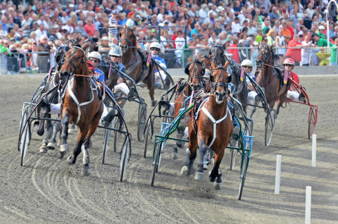 E3-finalen medeldistans H/V Sundbyholm 2013-07-19
