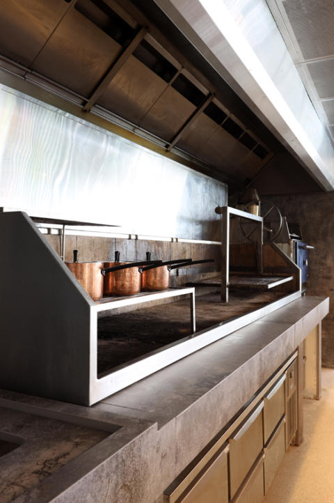 Dekton Orix at Pipo Restaurante (3)
