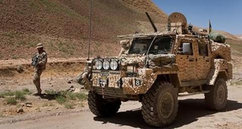 Försvarsmaktens förändrade insats i Afghanistan