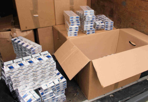 Smuggled cigarette suppliers sentenced