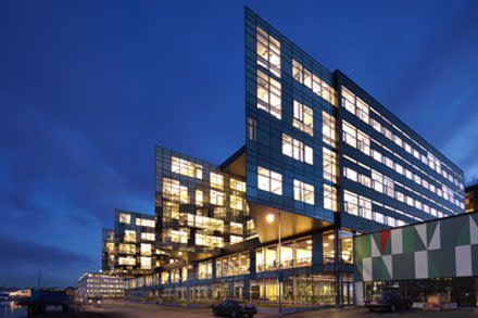 Ännu ett nytt kontorshotell på Lindholmen