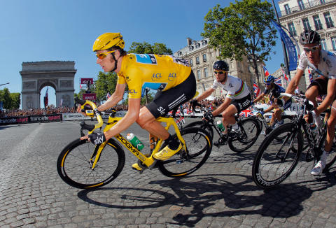 Tour de France - cykelfest på Eurosport