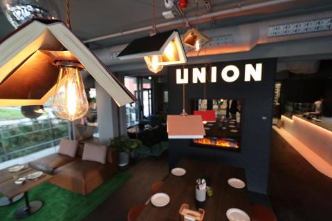 Union864 har åpnet på Kringsjå