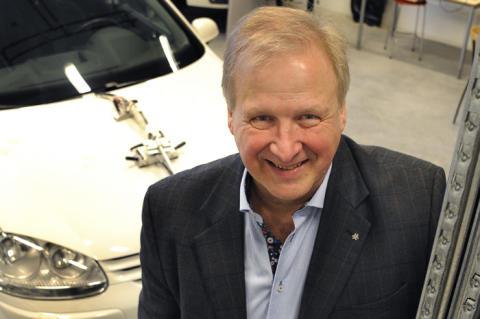 Volvostipendium till Lars Nielsen