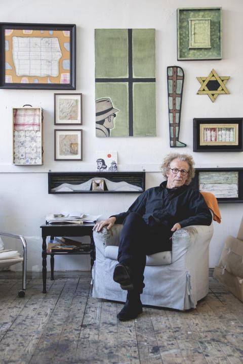 Jan Håfström första konstnär att medverka i Artipelags nya utställningsserie Ateljébesök