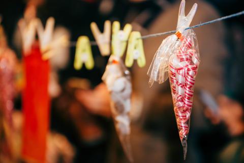 """""""Unga julmarknaden""""- nyhet på julmarknaden i Sigtuna stad"""