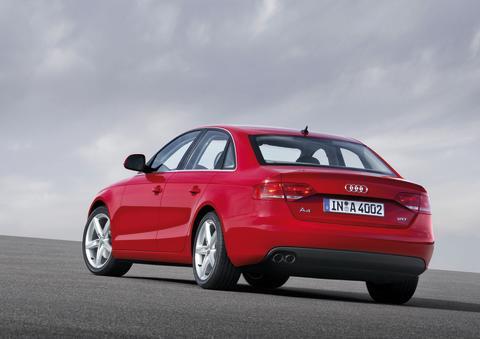 Nya Audi A4 Bild 1