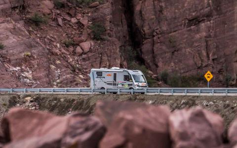 Adria Sonic Supreme 710SL 2017 Dakar