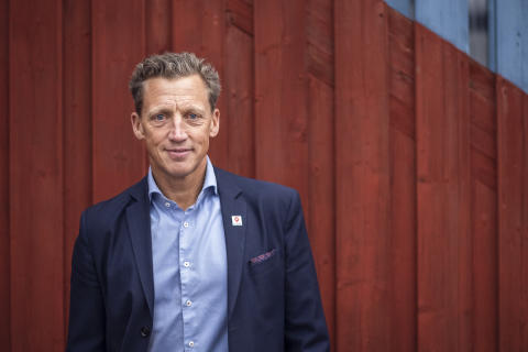 Jonas Rosén, VD Visit Dalarna