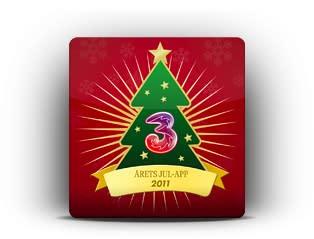 3 utser Wordfeud till Årets jul-app 2011 –  Klassiskt ordspelskoncept representerar samtiden