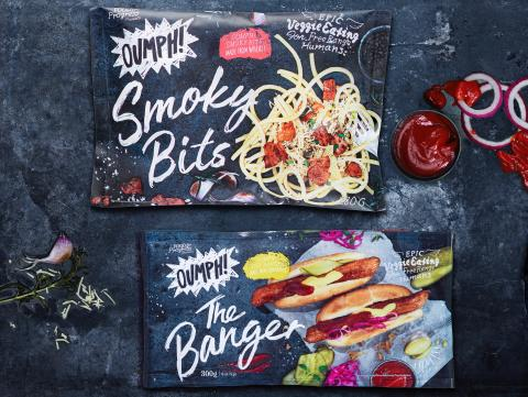 ​The Oumph! Banger and Oumph! Smoky Bits launching in Sweden