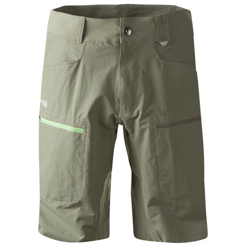 Utne Shorts - Pale Olive/Lime Zest