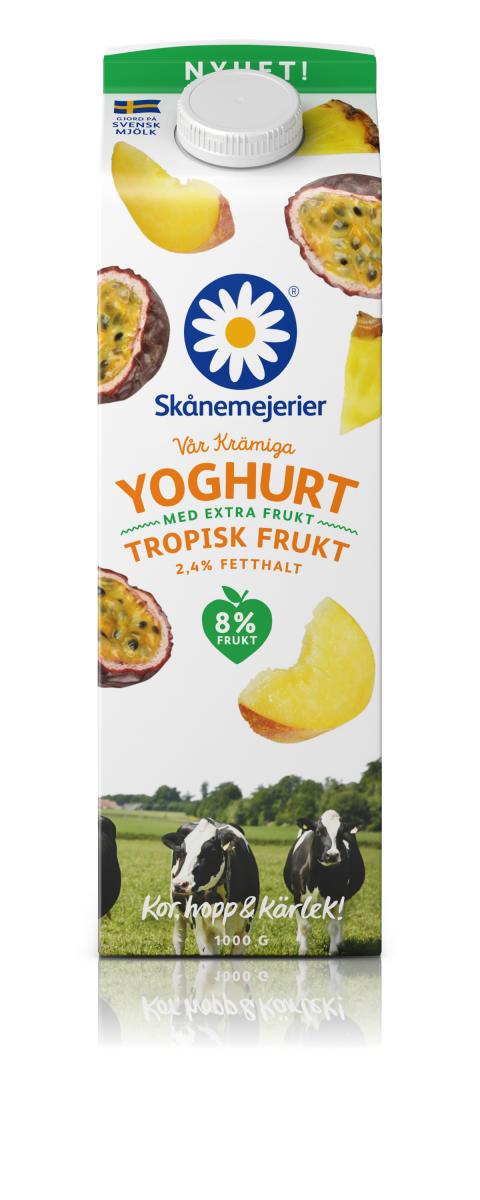 Skånemejerier_Fruktyoghurt_Tropisk_Frukt