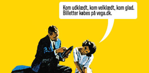 Det endelig program for 50'er-festen er nu klart