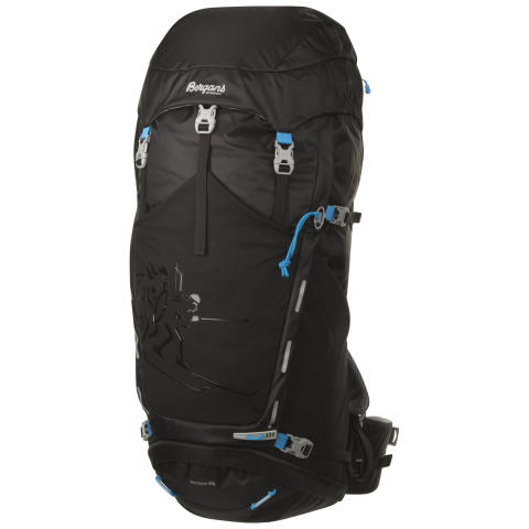 Rondane 46 L - Black/Br Sea Blue