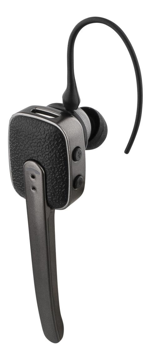 Stereolyd, 3 timers taletid og Bluetooth - nu i ett flot headset
