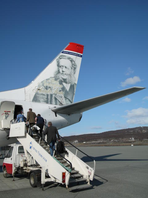 Norwegian cancel all domestic flights in Norway, Sweden and Denmark