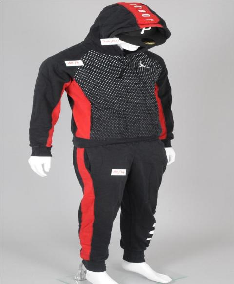 Tracksuit worn by Samuels