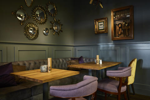 Collections at Spedition Hotel & Restaurant, Thun, Switzerland - design by Stylt
