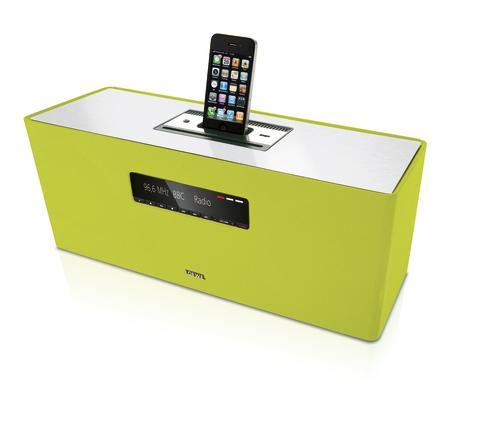 Loewe SoundBox - grøn