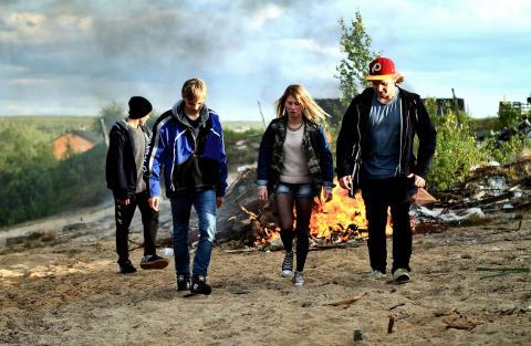 Hilbes Biigá vinnare av UR:s kortfilmspris