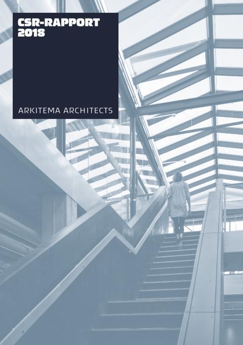 Arkitema Architects - CSR-rapport 2018