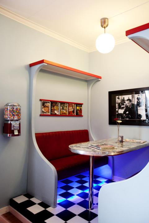 Café Cineast, Sveg