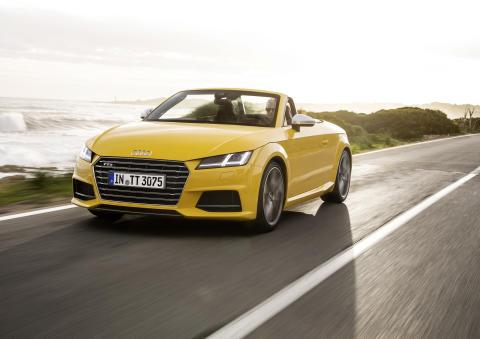 For første gang har Audi solgt over 900.000 biler i første halvår