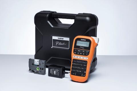 Profesjonalna drukarka etykiet dla elektryków i instalatorów