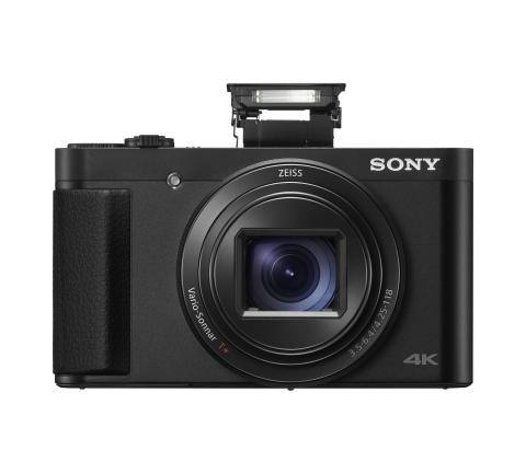 Sony lancerer verdens mindste rejsekameraer med høj zoom, 4K-optagelse og opgraderet billedprocessor