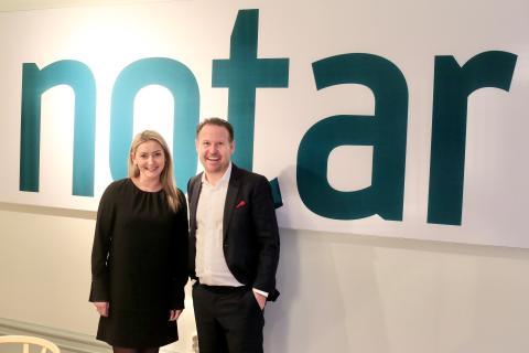 Consector startar samarbete med Notar Fastighetsmäklare