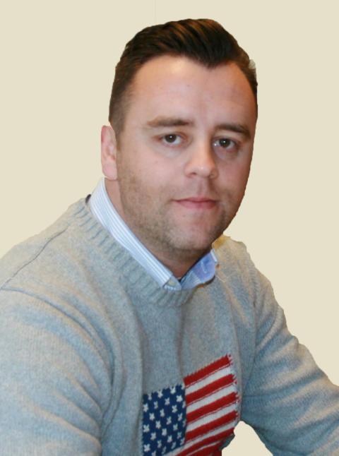 Johan Blomqvist säljare SMC Pneumatics, Region Göteborg