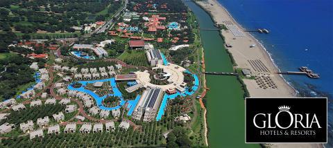Gloria Hotels & Resorts och Gothia Cup bygger för framtiden