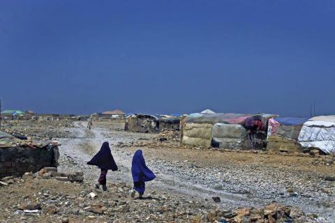 Somalia © Elvis Garcia / MSF