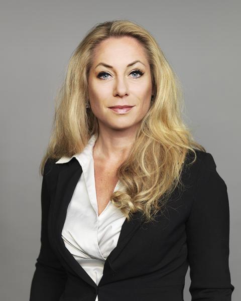 Jeanette Jäger nu vd för Bankgirot