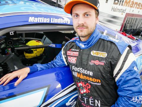 Ska Mattias Lindberg säkra V8 Thunder Cars-titeln på Trailer Trucking Festival?