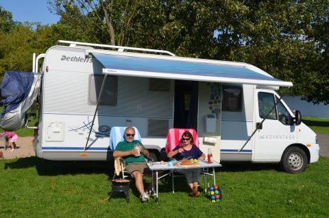 Camping in Leipzig und der Region