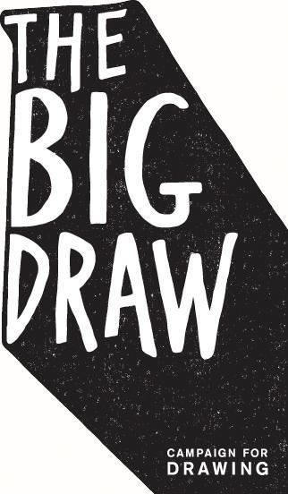 Den stora teckningsfesten Skärhamn / The Big Draw - första i Sverige!
