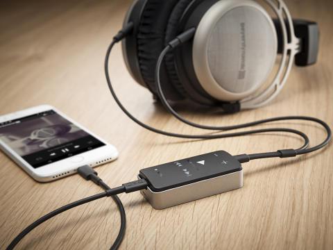 Ny mobil beyerdynamic DAC til Apple og Android enheder