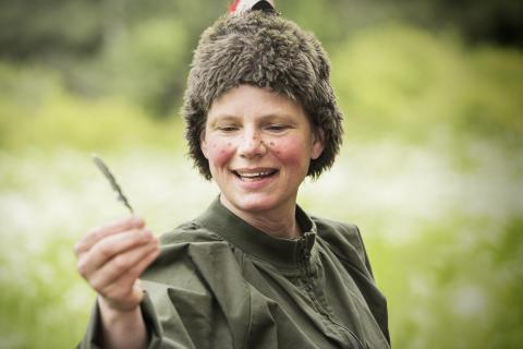 Allmänna arvsfonden stödjer Skogsmulleprojekt i Skövde