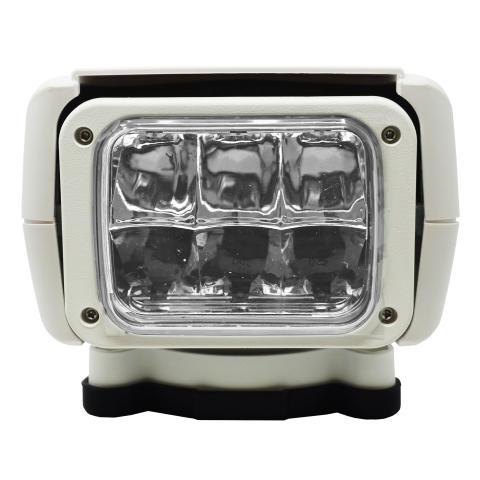 Hi-res image - ACR Electronics - ACR Electronics RCL-85 LED searchlight