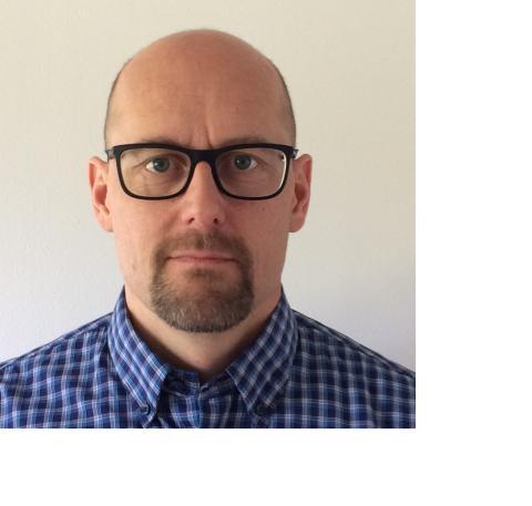 Jonas Åström, GE Healthcare Life Sciences Avdelningschef för Strategiska teknologier, BioProcess