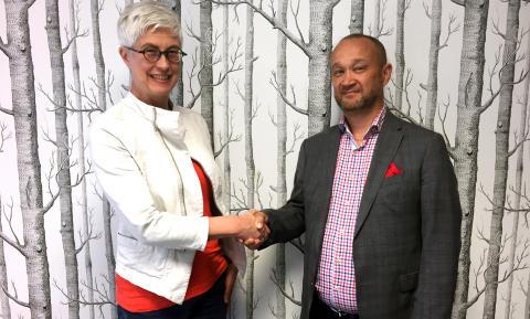 Nytt avtal har träffats mellan KFS och Kommunal för branschen Fastighet och Näringsliv