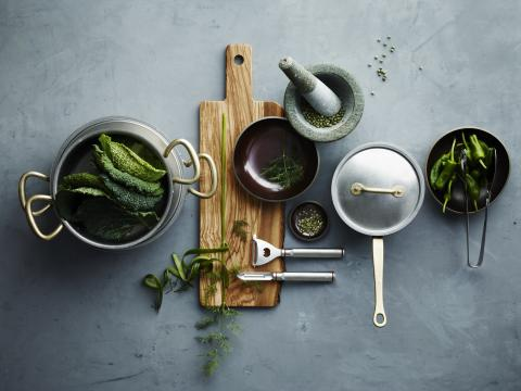 Trendy Foodstories with Rosenthal Junto and Sambonet - Green Food
